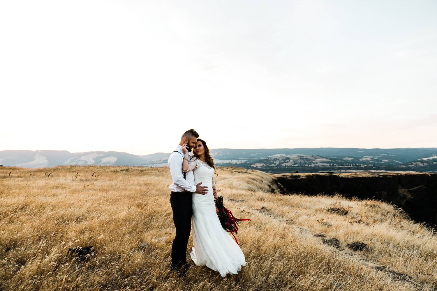 Bohemian Summer Elopement