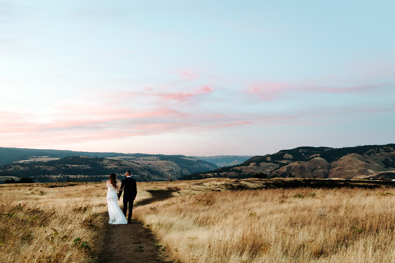 Sunset Mountain Elopement