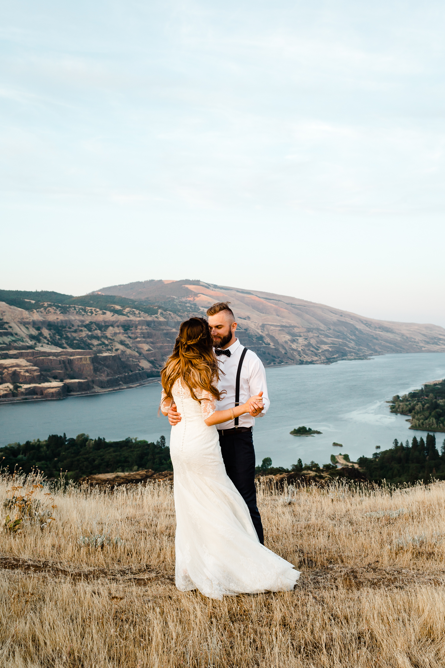 Oregon Summer Elopement