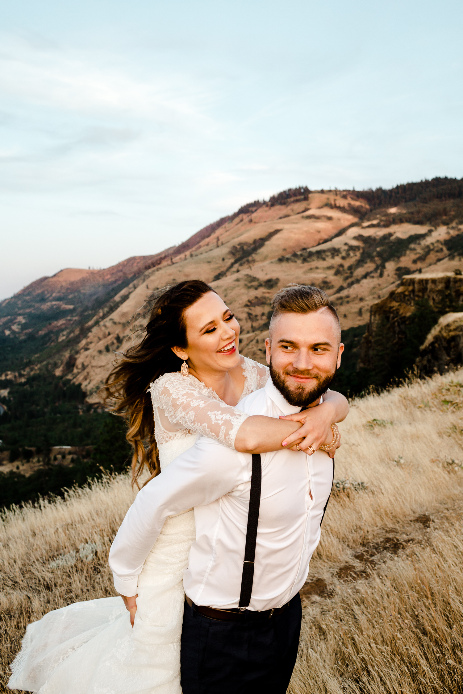Oregon Mountain Elopement